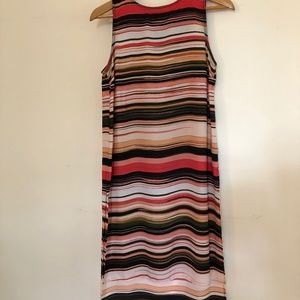 Vince Camuto Slip Dress with side slits